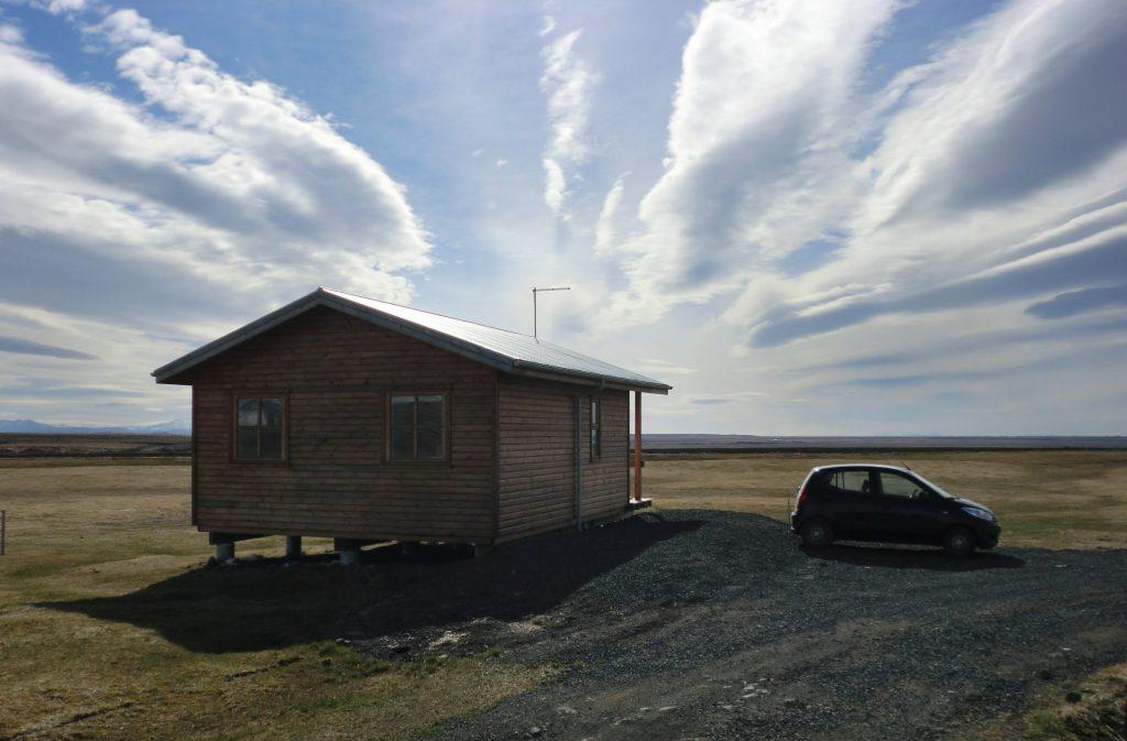 Our house near Urriðafoss